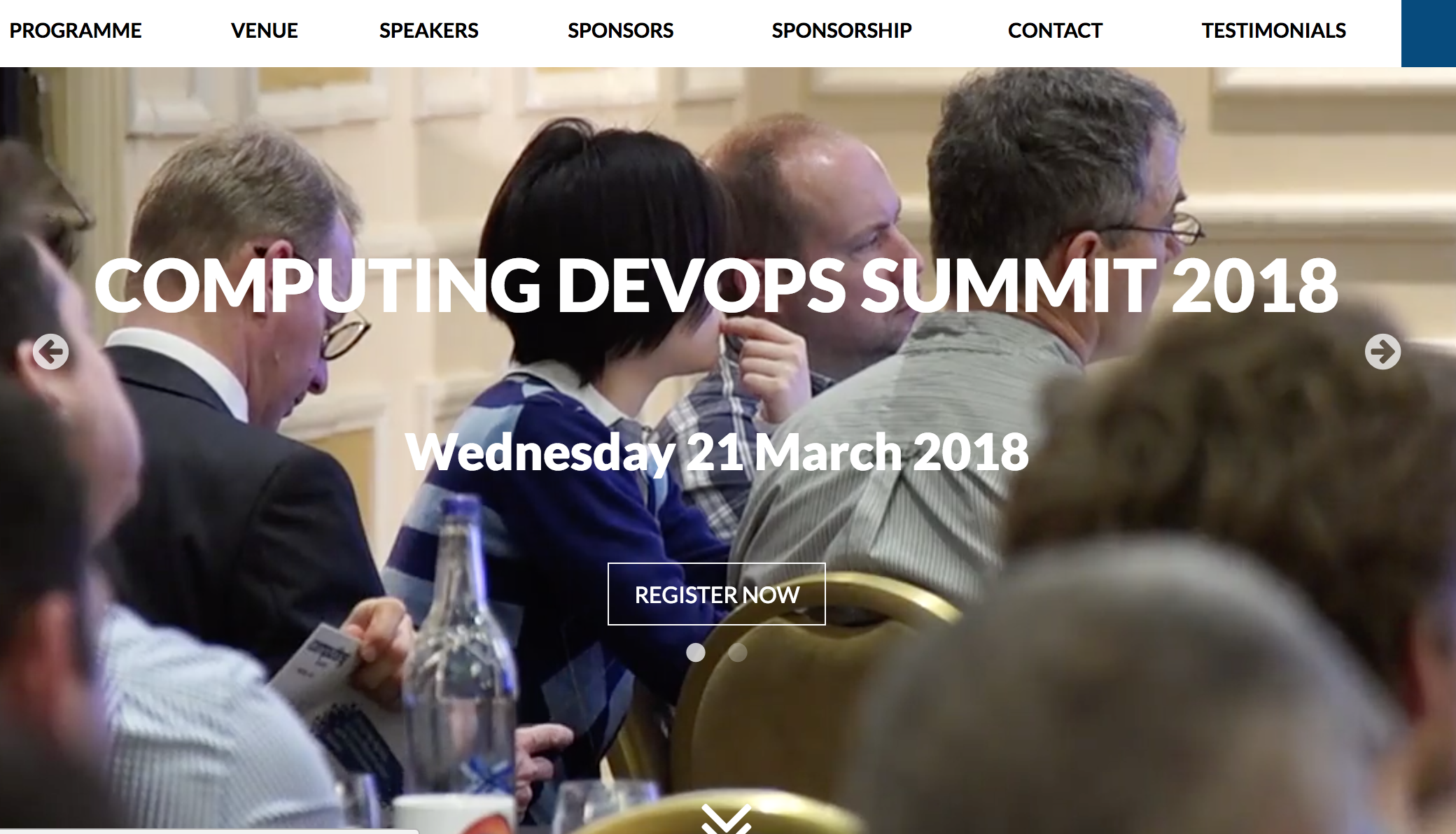 DevOps Summit 2018