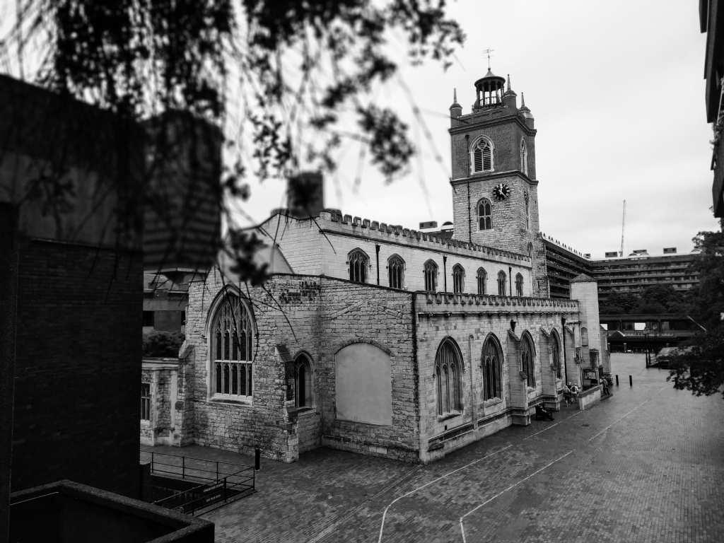 Church Inside Barbican