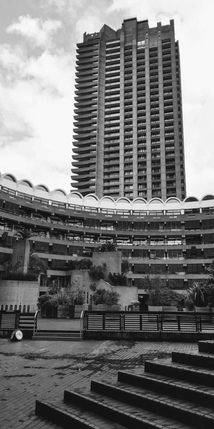 Barbican Residential Tower