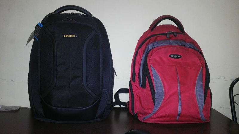 Samsonite Vizair backpack