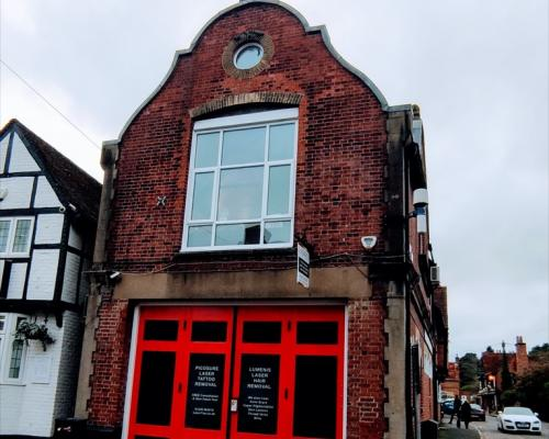 Old Fire Station Burnham High Street