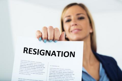 How to write a resignation letter