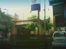 Jhandewala Metro Station