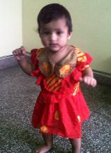 Daughter of Ravi Sagar