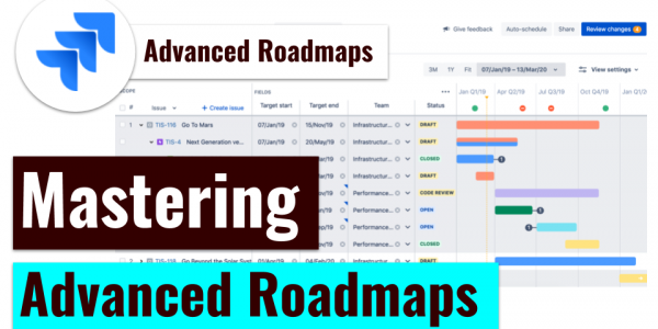Advanced Roadmaps Course by Ravi Sagar